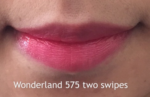 dior addict fluid sticks wonderland two swipes