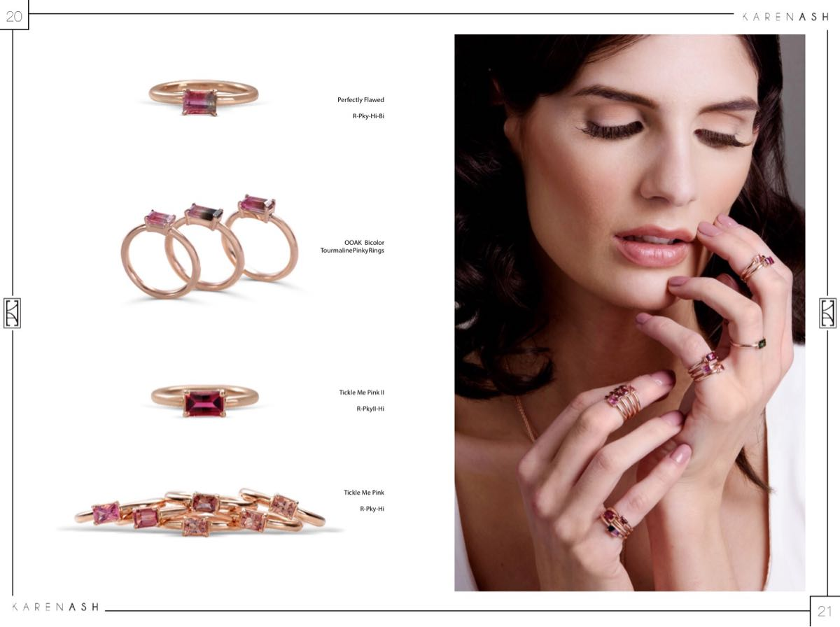 karenash tickle me pink rings