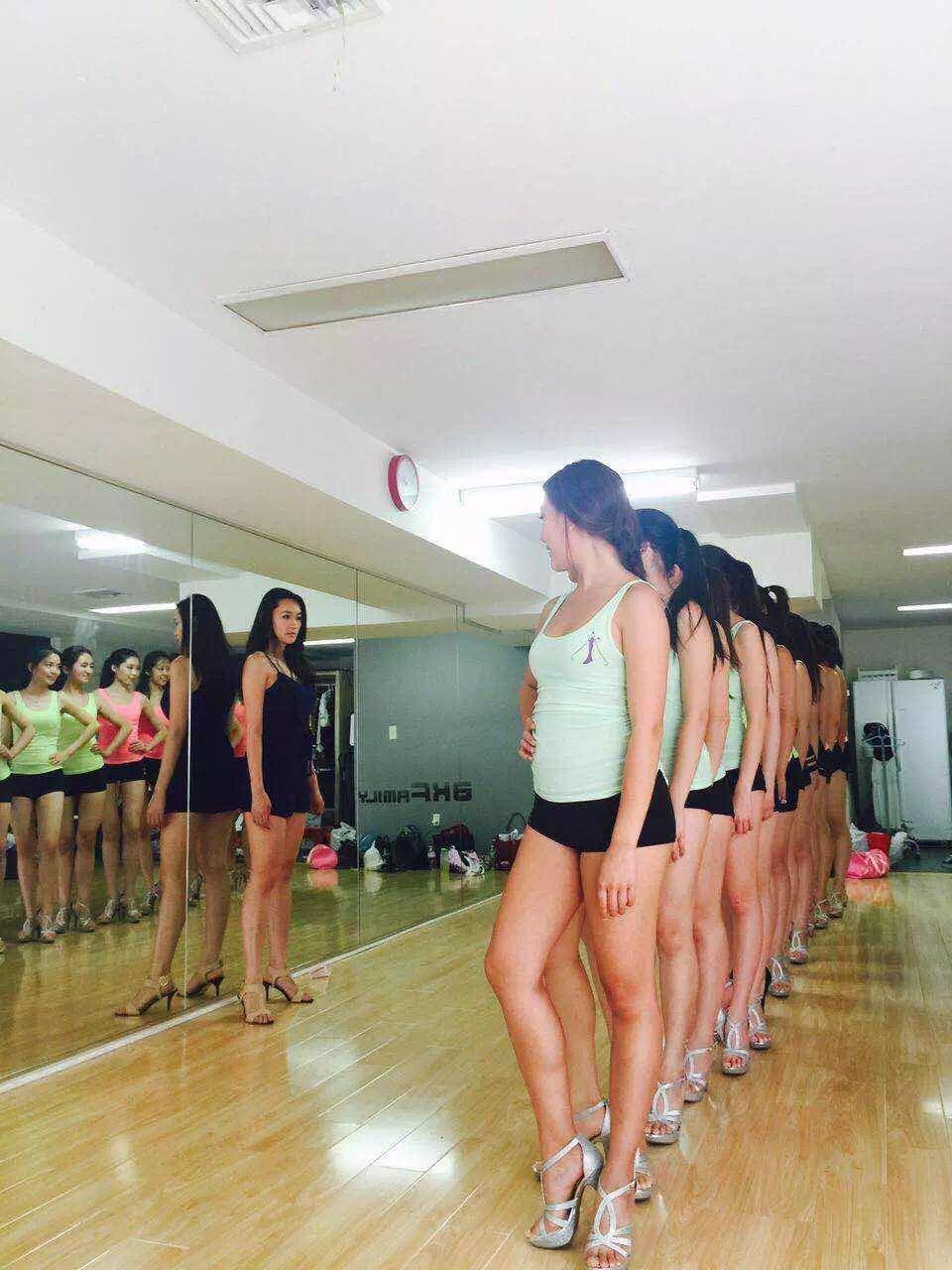 mcbp pageant training
