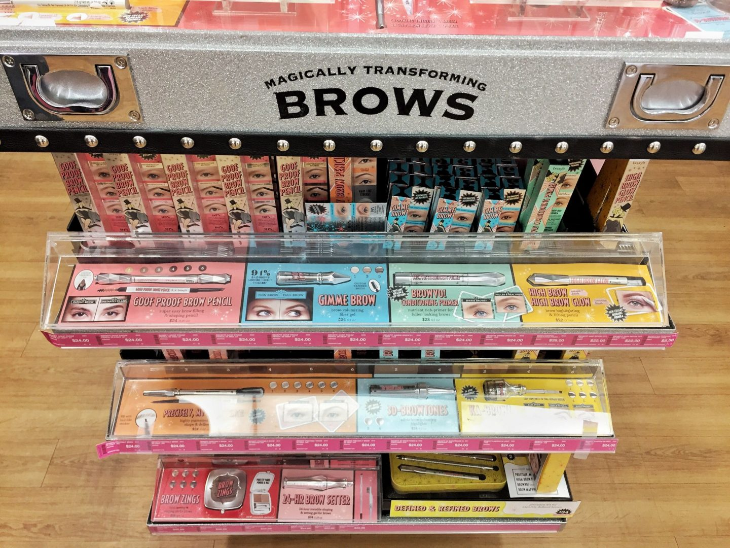 benefit magically transform your brows
