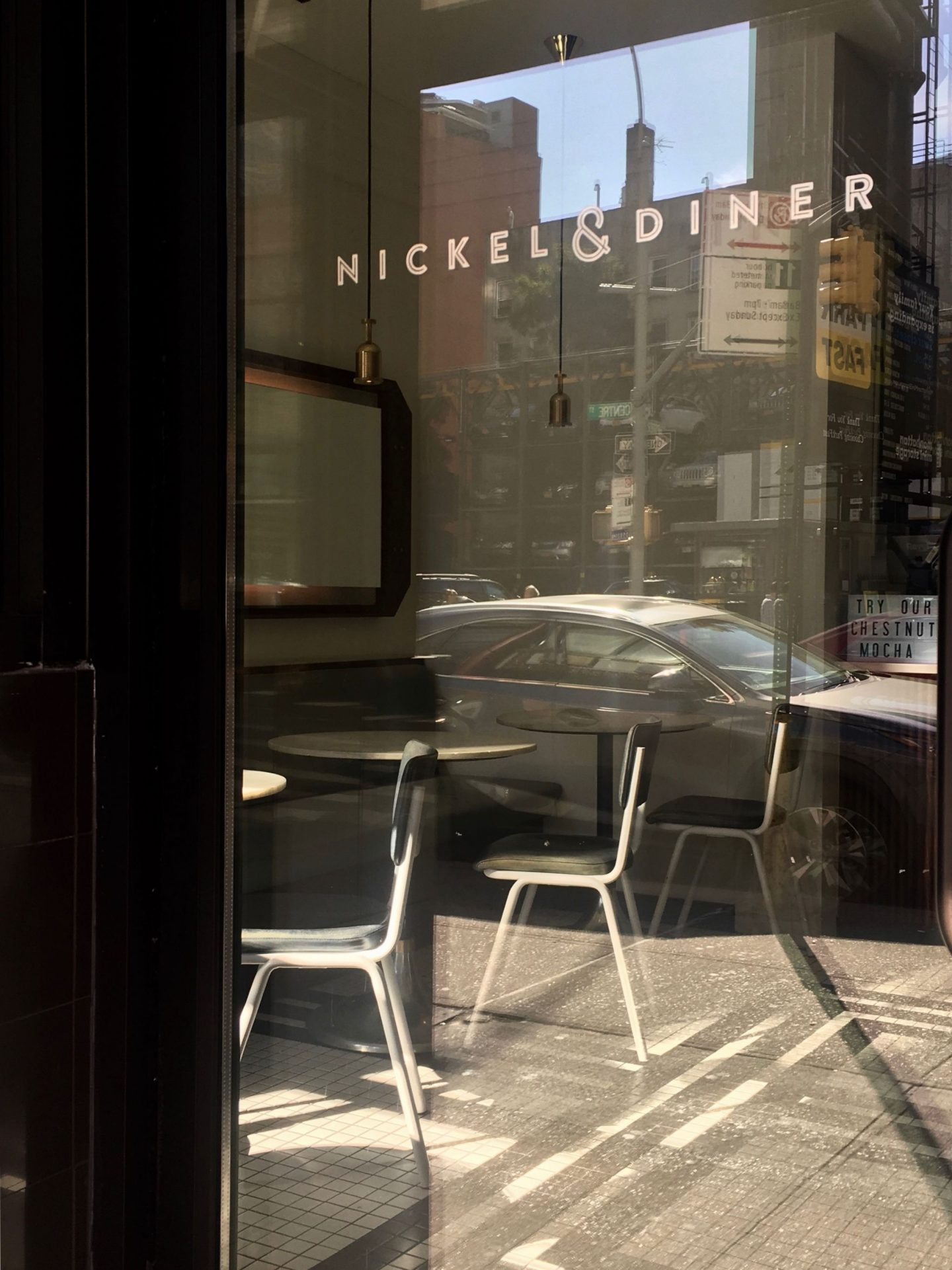 nickel and diner