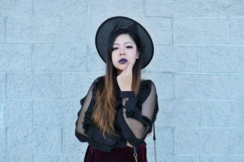 halloween make up look