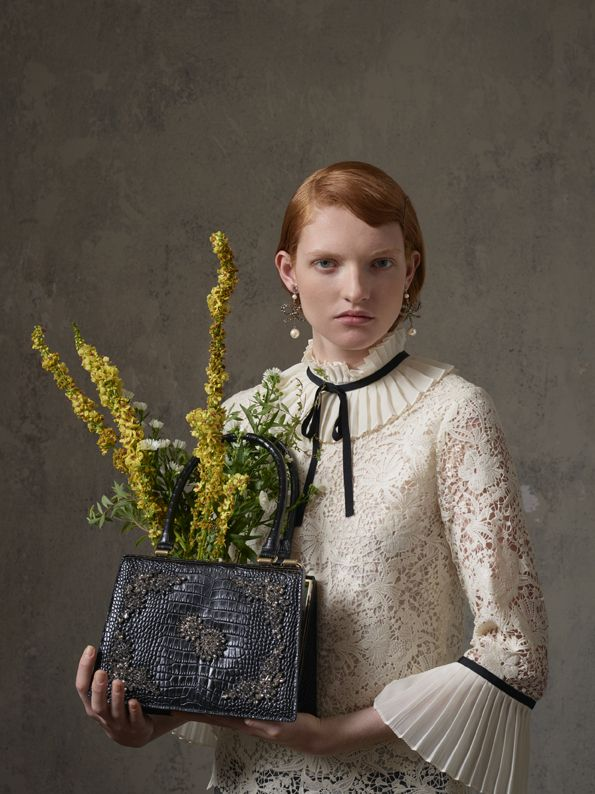 erdemxhm victorian blouse