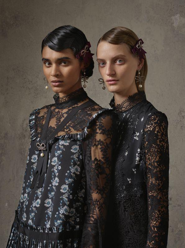 erdemxhm floral print blouse