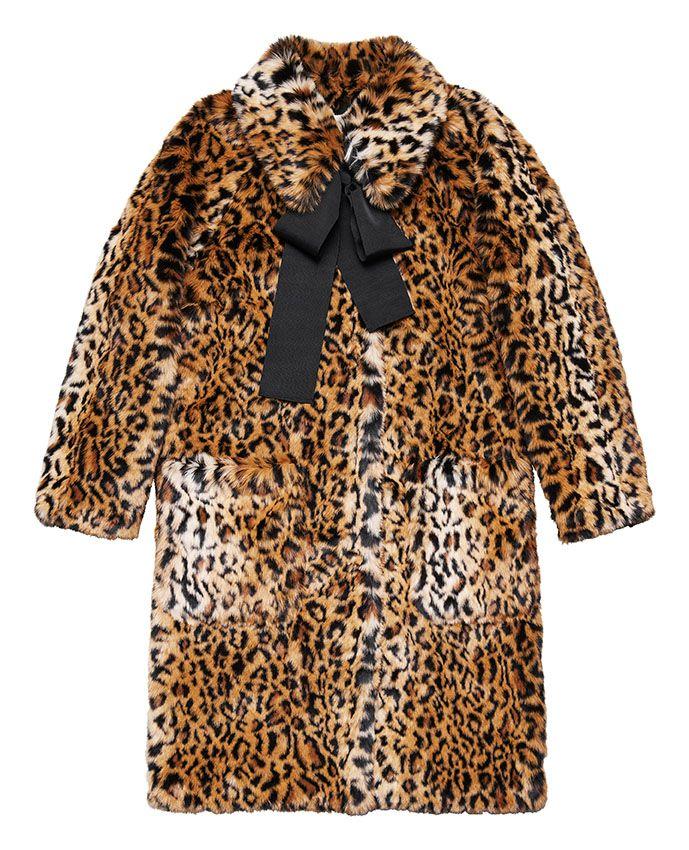 erdemxhm leopard print coat