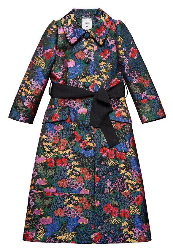 erdemxhm floral print jacket