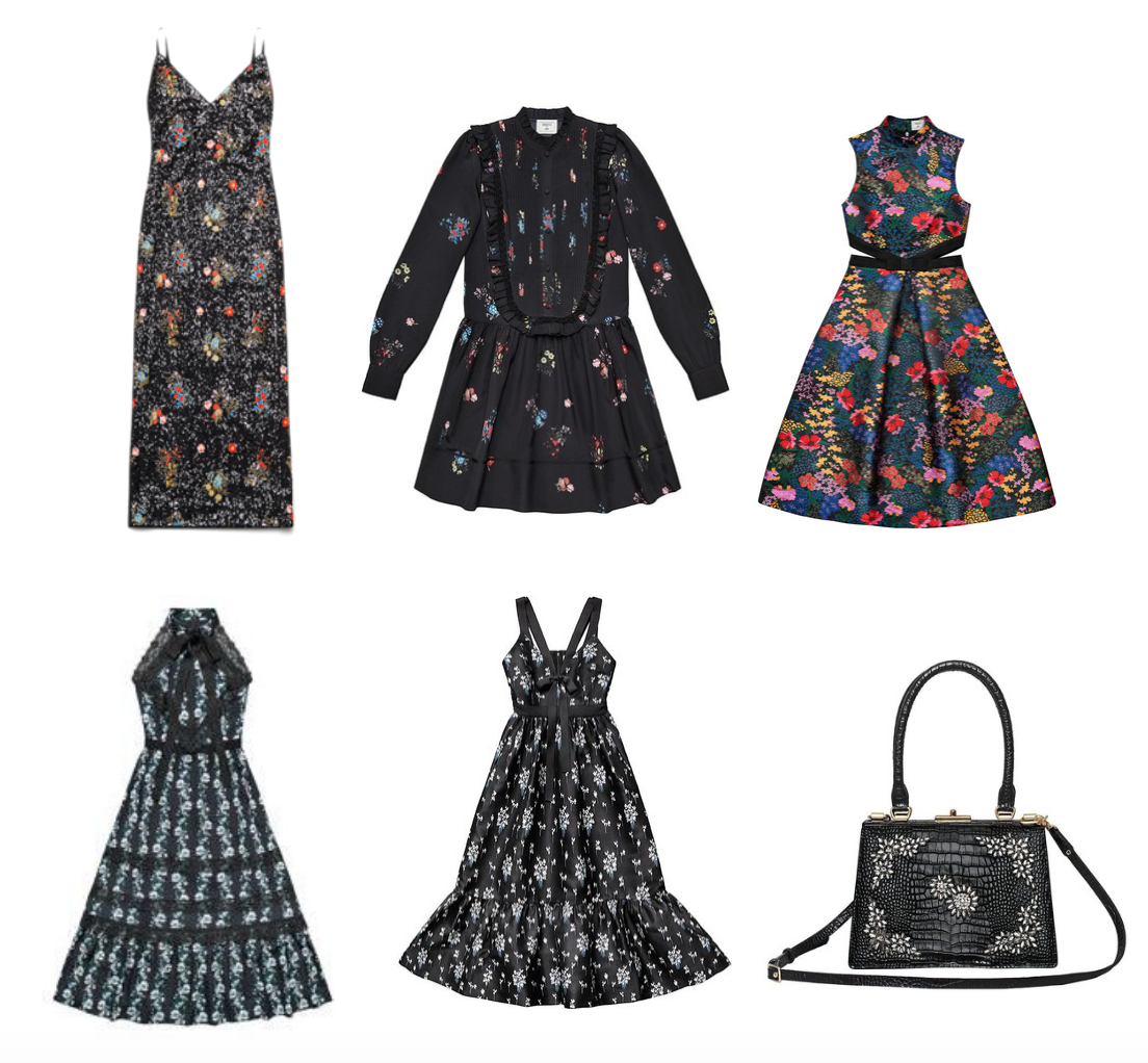 erdem x hm collection pieces
