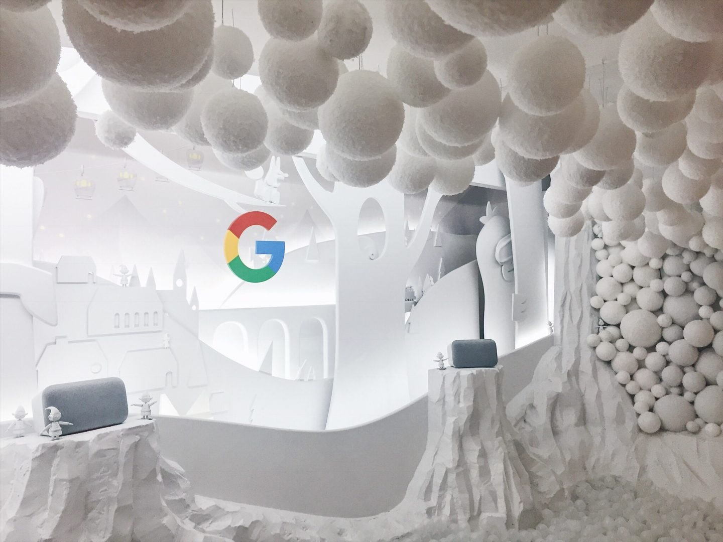 google pop up flatiron