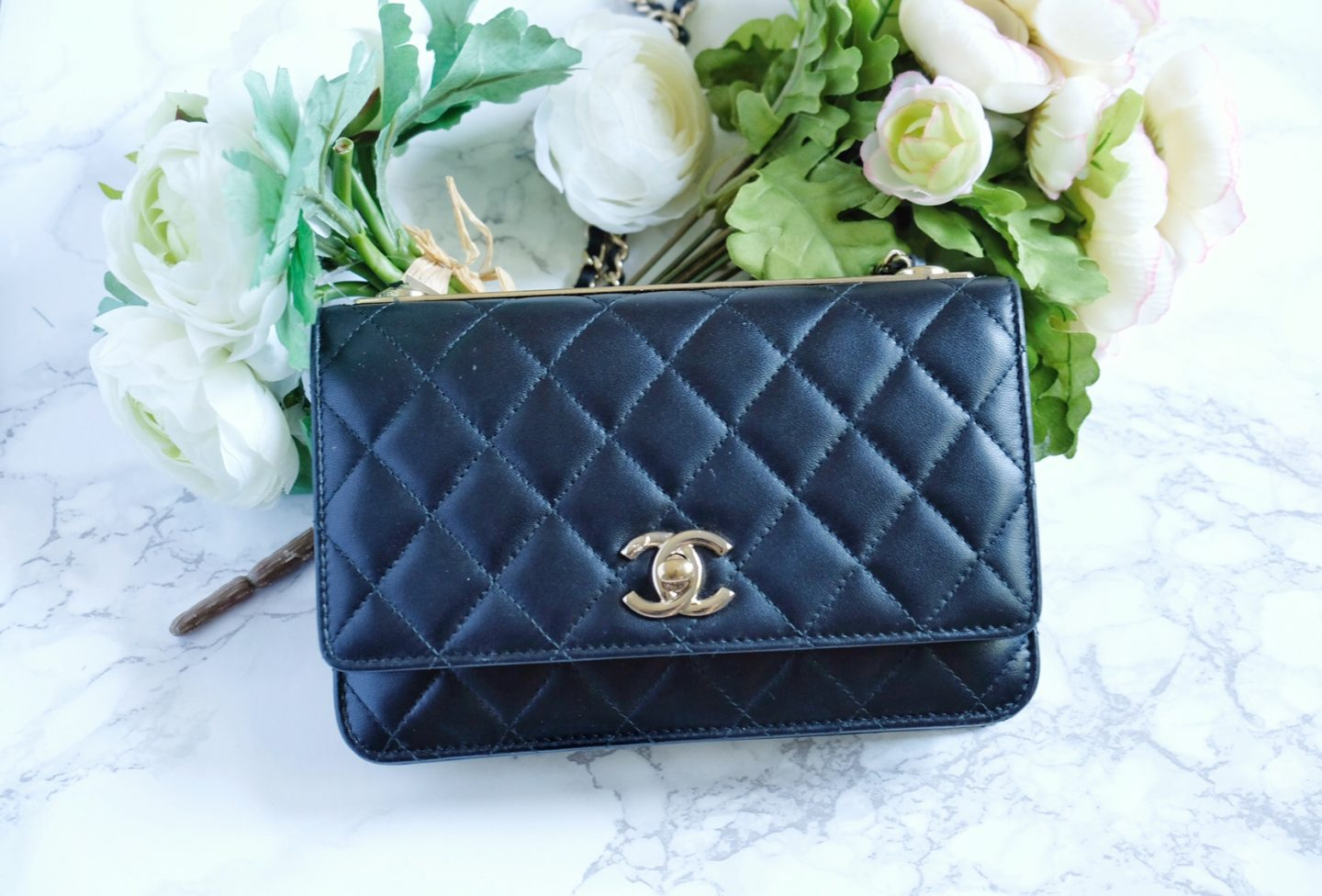 Chanel Trendy CC WOC Review - SINCERELY OPHELIA edd7aa89a1726