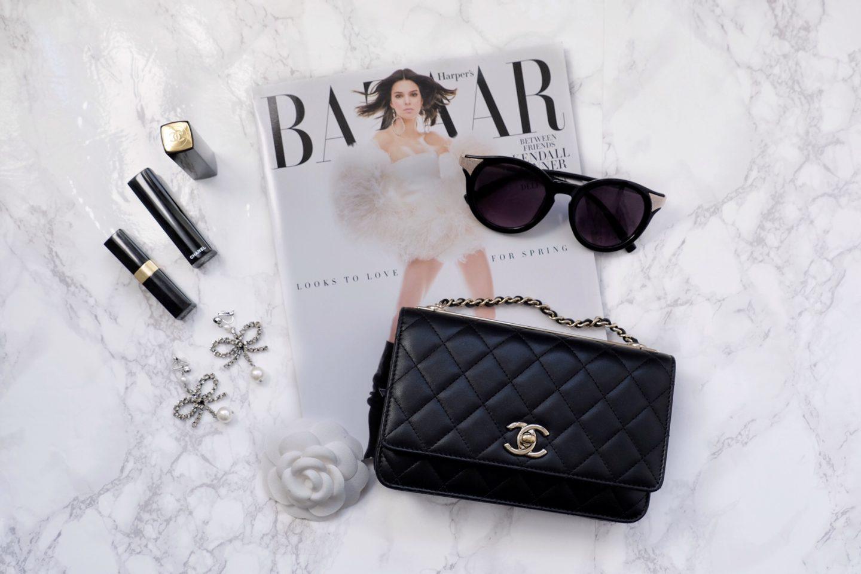 Chanel Flatlay