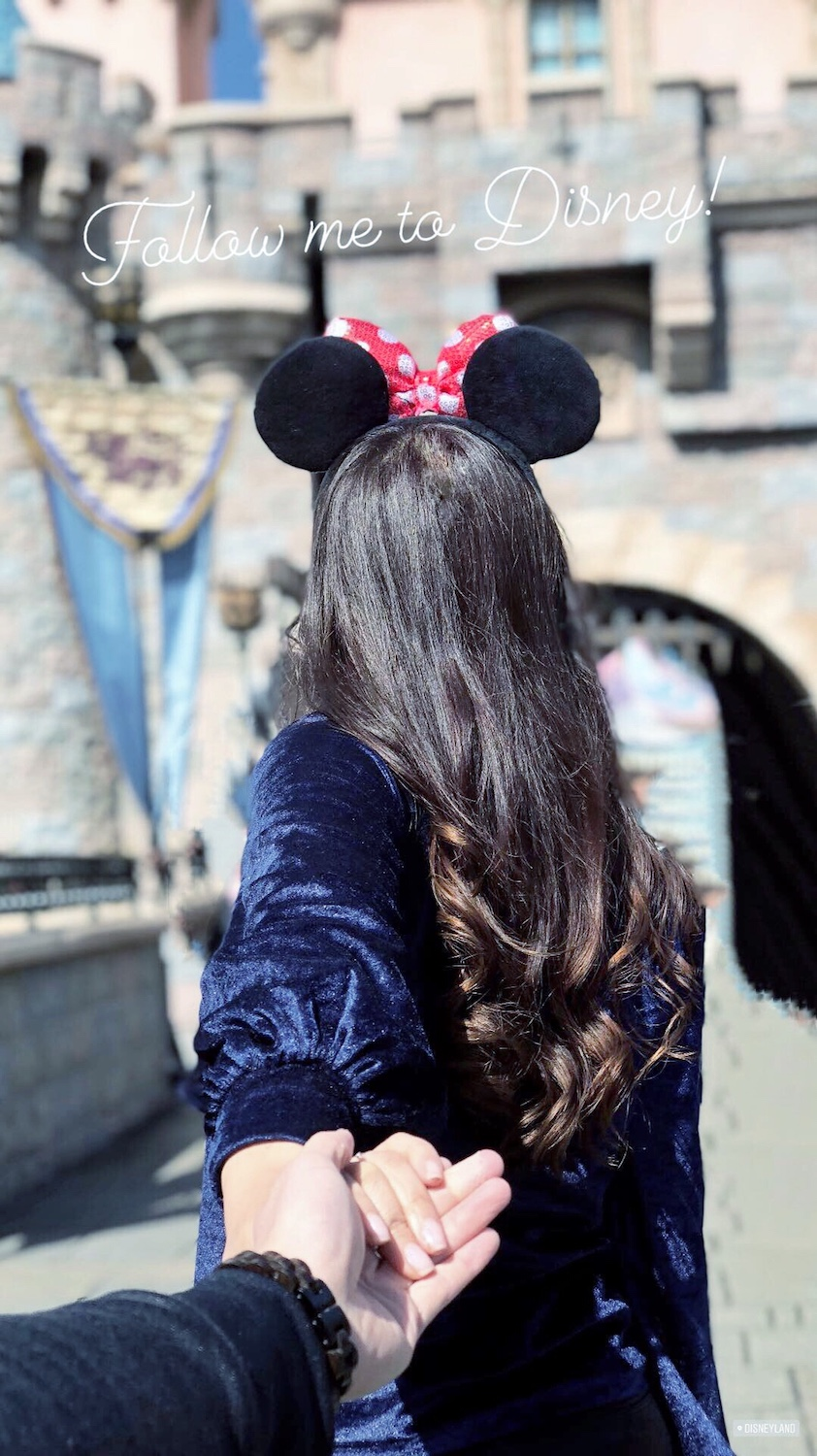 follow me to disneyland