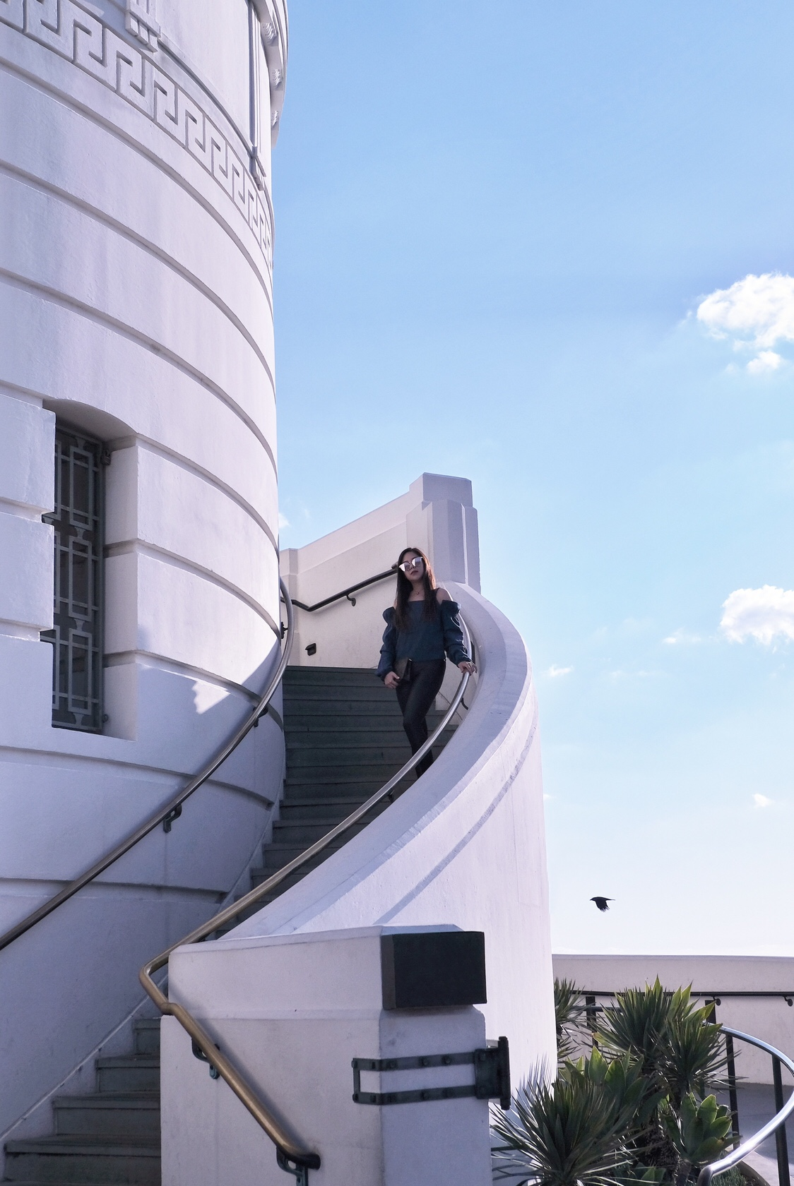griffith observatory blogger