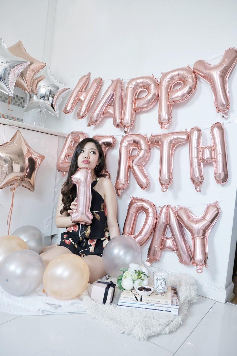 blogger anniversary happy birthday