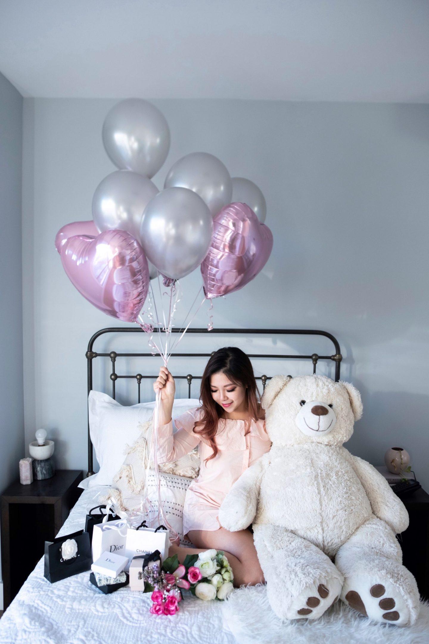 blogger valentines gift